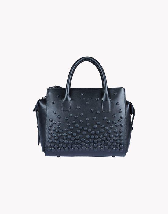 twin zip small handbag handbags Woman Dsquared2