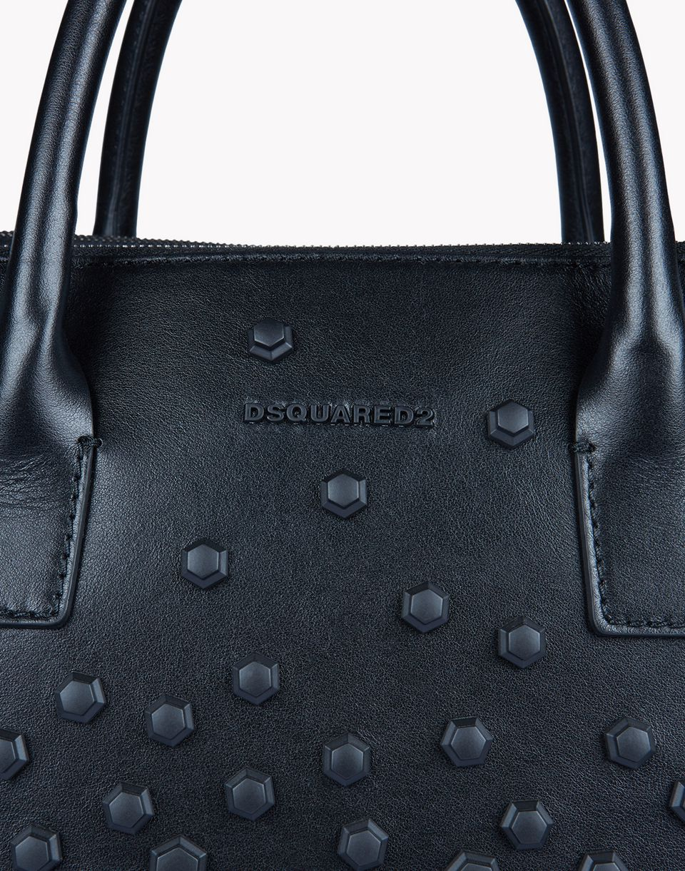 twin zip small handbag bags Woman Dsquared2