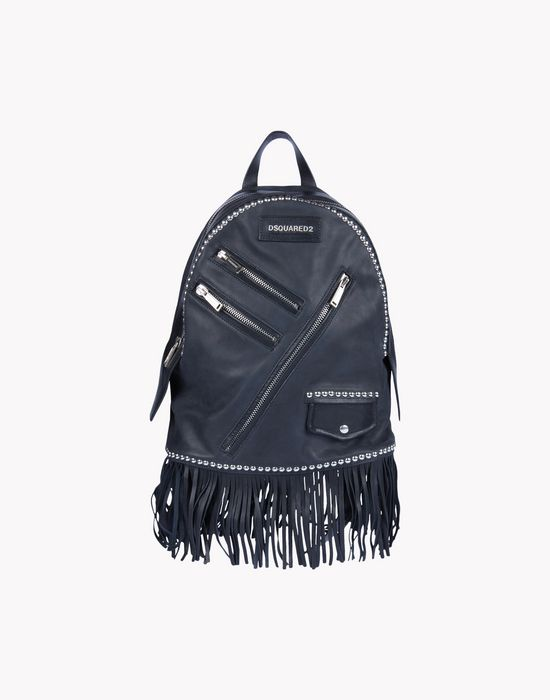 chiodo backpack handbags Man Dsquared2