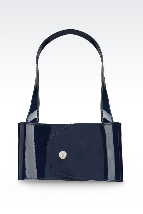FOLDAWAY TOTE BAG: Shoppers Women by Armani - 3