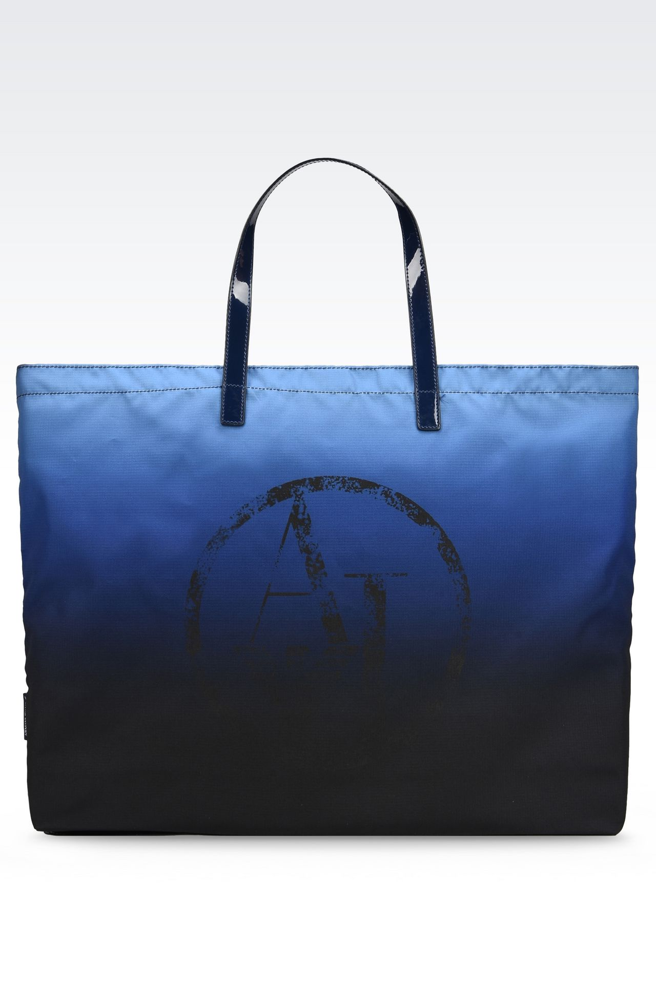 FOLDAWAY TOTE BAG: Shoppers Women by Armani - 0