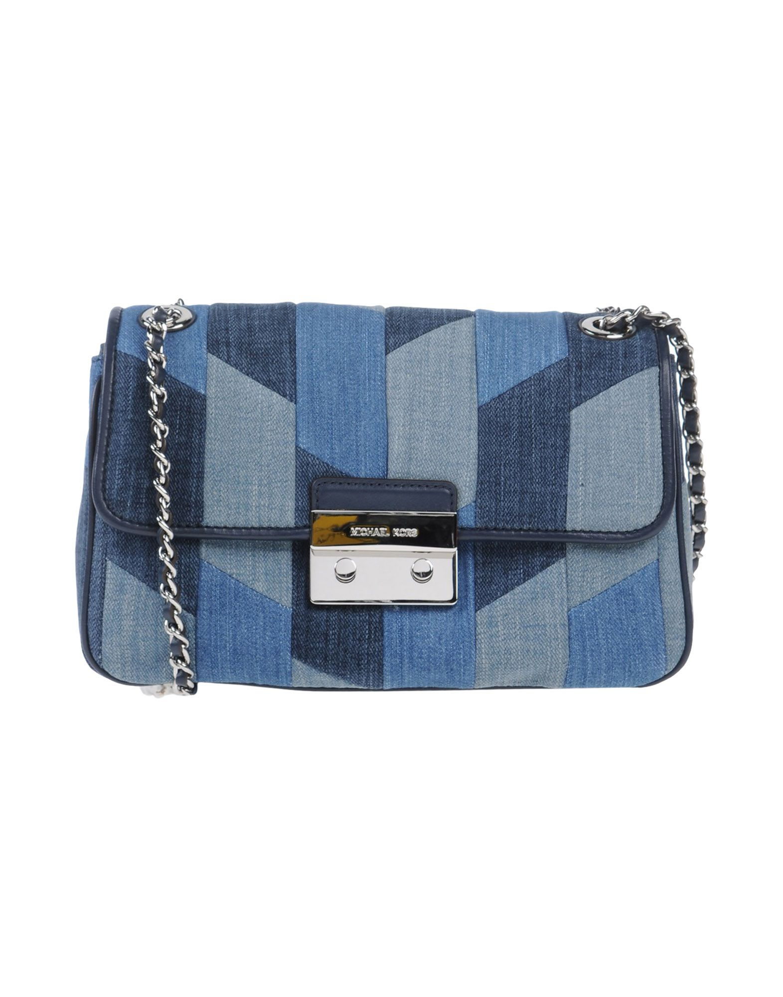 Michael Kors Jet Set Travel Small Cross Body Bag Leather Phone Case Jetset Plum Handbags