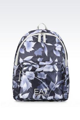 Armani Backpacks Women backpack in technical fabric