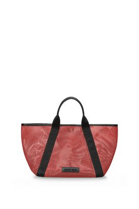 Armani Shopper Donna borsa shopper in rete