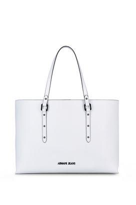 Armani Shopper Donna borsa shopper similpelle interno a righe
