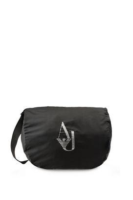 Armani Hobo bags Donna borsa hobo in tessuto tecnico