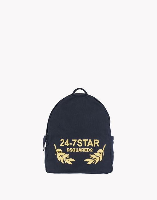 24-7 backpack handbags Man Dsquared2