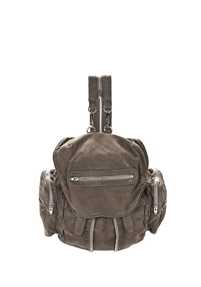 alexander wang female alexander wang backpacks item 45335933