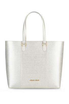 Armani Shopper Donna borsa shopper similpelle saffiano laminato