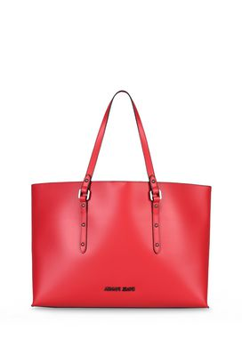 Armani Shopper Donna borsa shopper similpelle interno a righe
