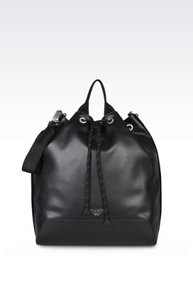 Armani Shoppers Men bags