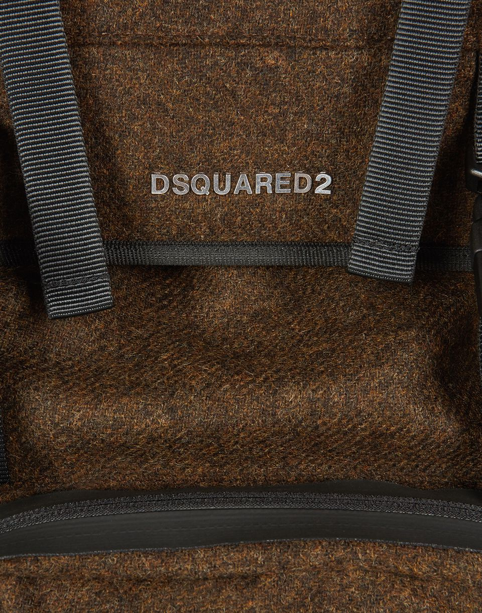 akira military medium backpack bags Man Dsquared2