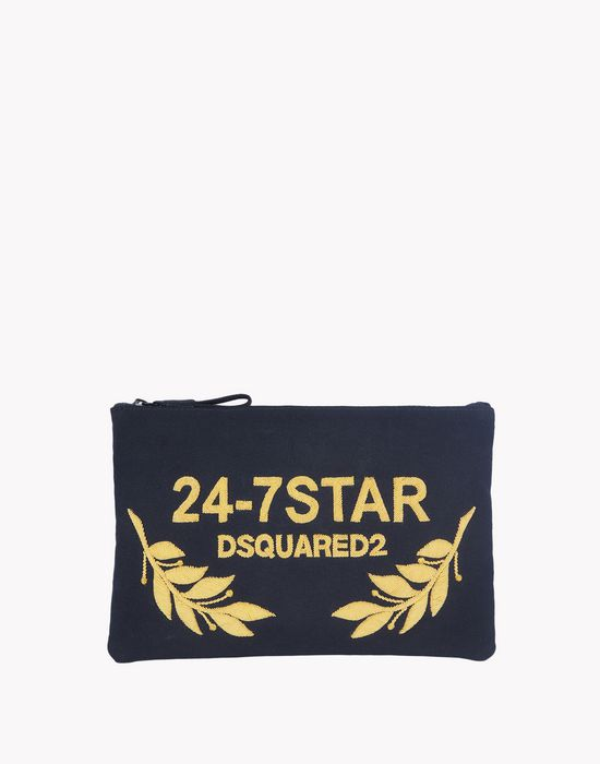 24-7 beauty bag bags Woman Dsquared2