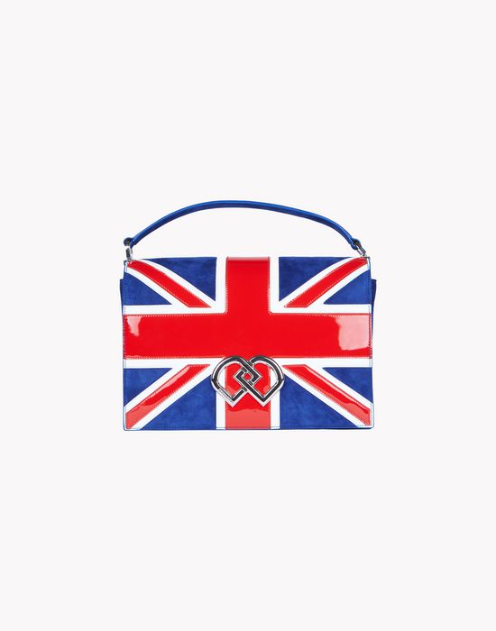union jack dd bag bags Woman Dsquared2