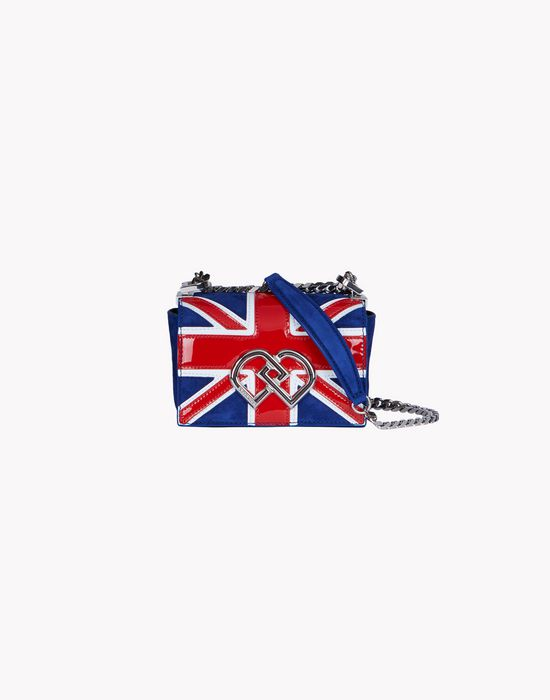mini union jack dd bag bolsos Mujer Dsquared2