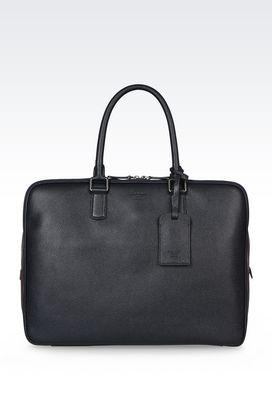 Armani Weekender bags Men bags