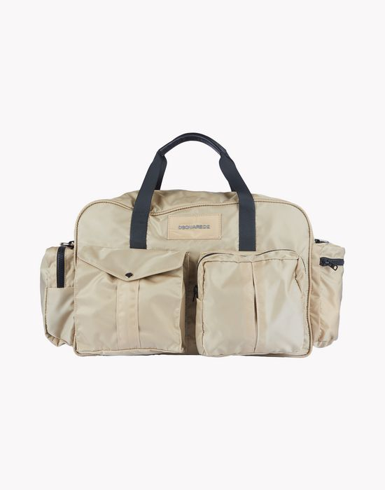 utilitary duffle bag bags Man Dsquared2