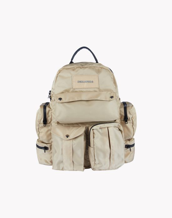 utilitary backpack sacs Homme Dsquared2