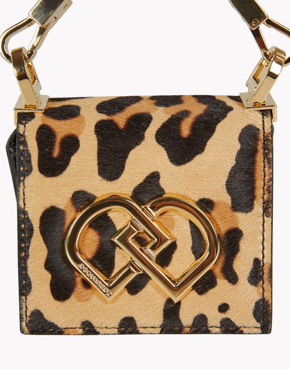 mini leopard dd bag borse Donna Dsquared2