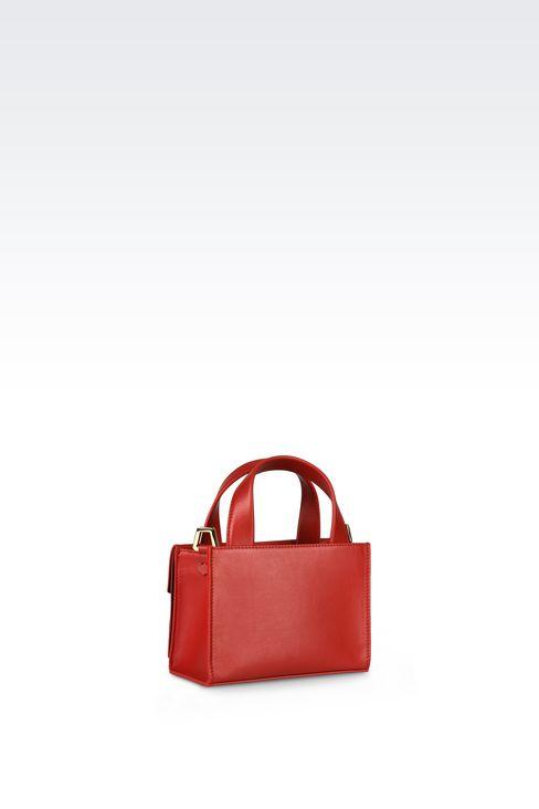 Bags: Top handles Women by Armani - 2