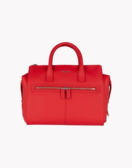 twin zip handbag handbags Woman Dsquared2