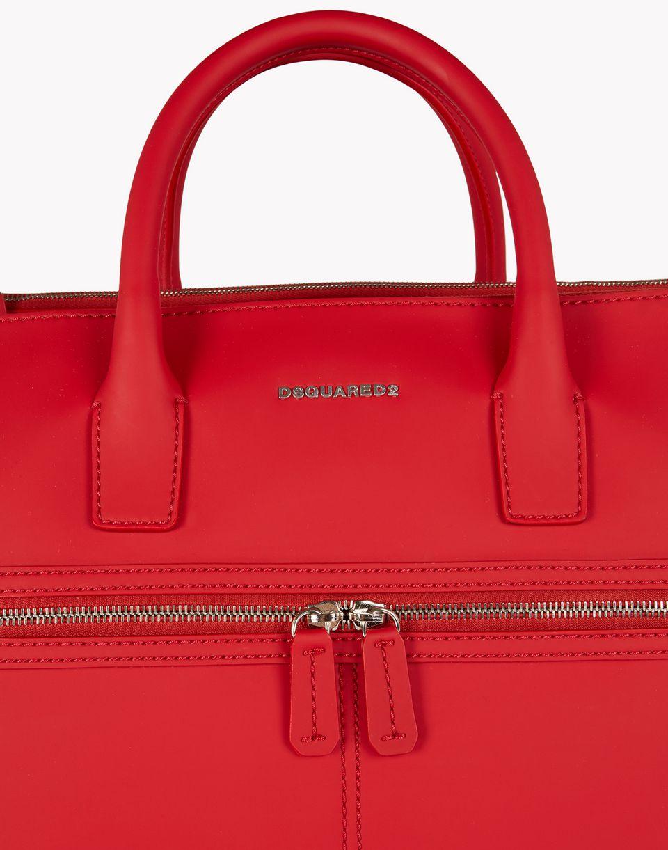 twin zip handbag bags Woman Dsquared2