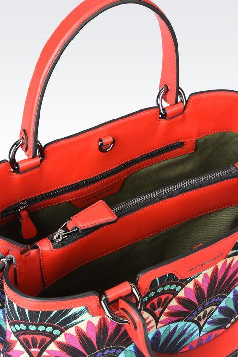 Bags: Shoppers Women by Armani - 3