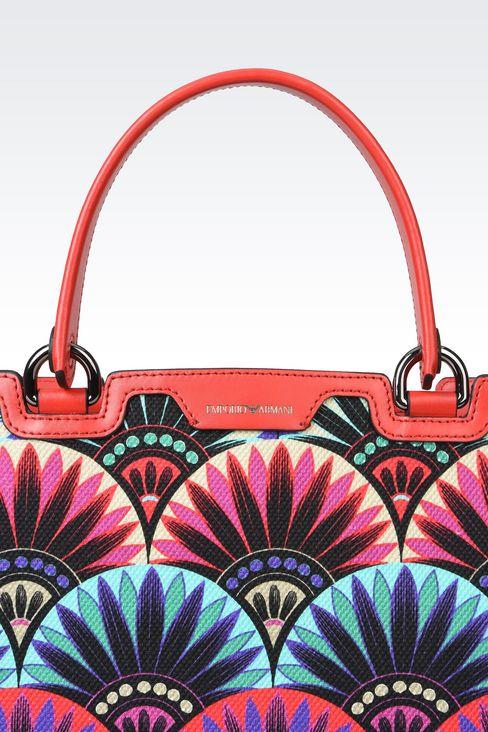 Bags: Shoppers Women by Armani - 4