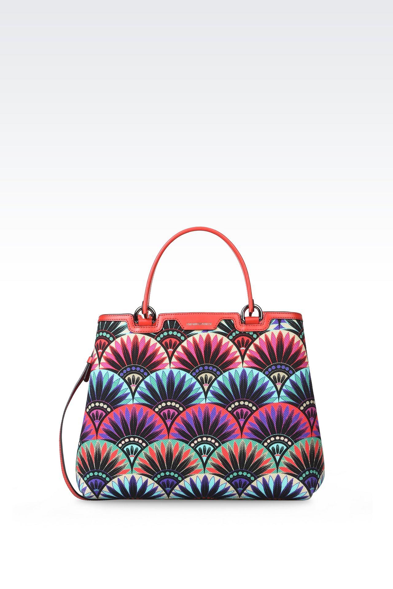 Bags: Shoppers Women by Armani - 0