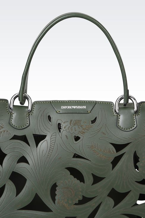 Bags: Shoppers Women by Armani - 4