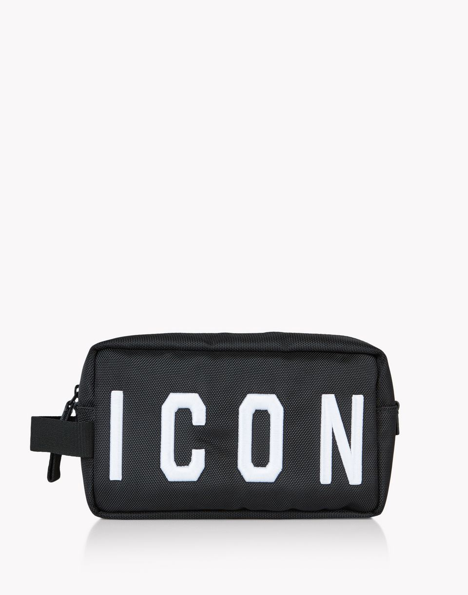 icon toiletry bag taschen Herren Dsquared2
