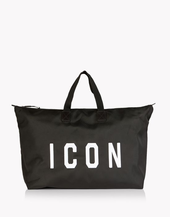 icon duffle bag taschen Herren Dsquared2
