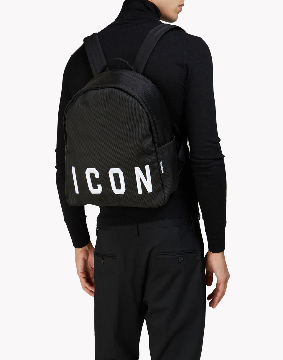 icon backpack bags Man Dsquared2