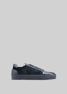 Armani Sneakers Men leather sneakers