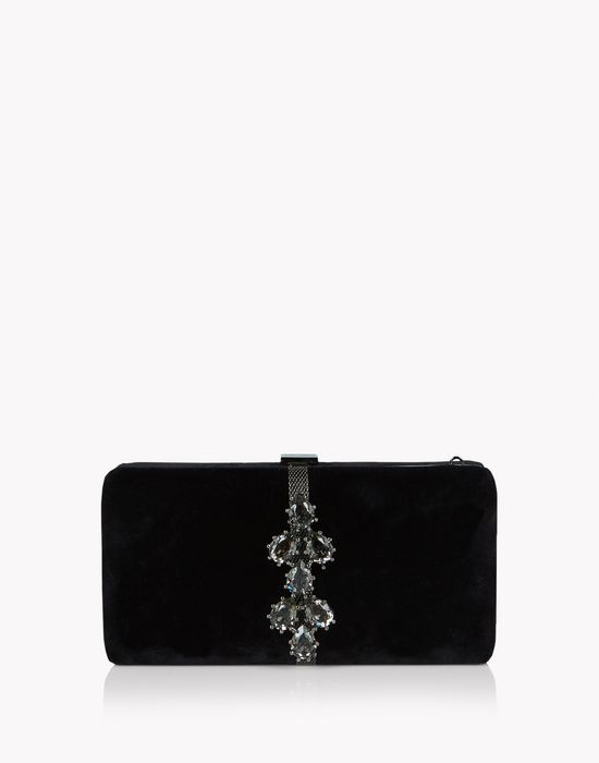 belleville clutch handbags Woman Dsquared2