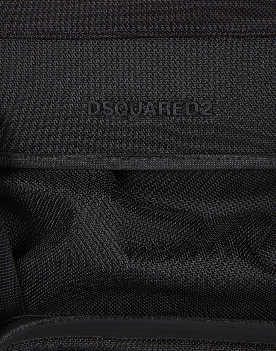 akira techno cord backpack handbags Man Dsquared2