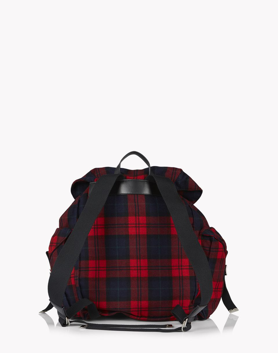 check military chic backpack handbags Man Dsquared2