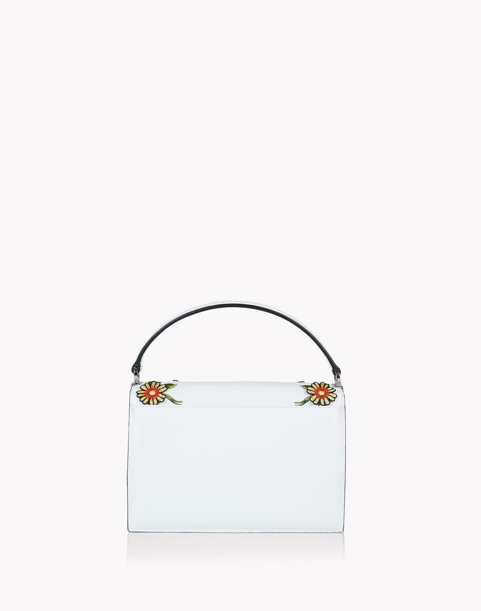 tattoo embroidered dd shoulder bag bags Woman Dsquared2