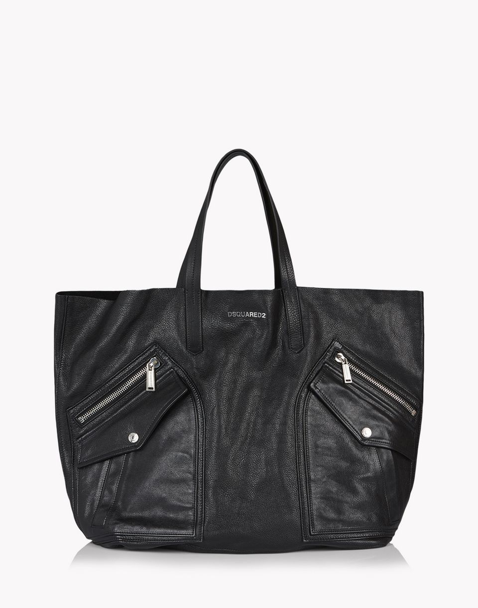 pocket rock tote taschen Herren Dsquared2