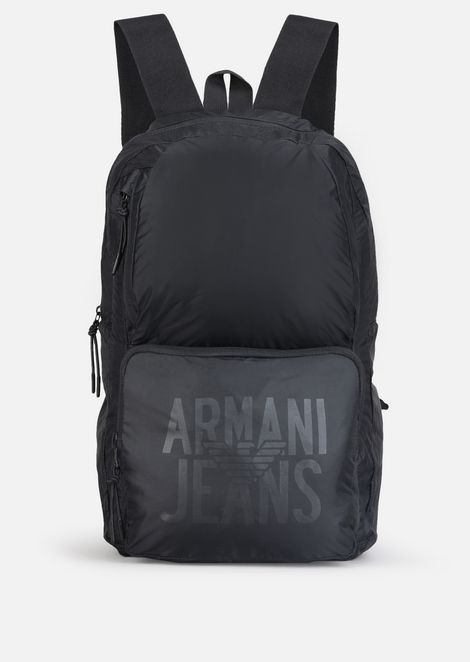 Bags: Backpacks Men by Armani - 1