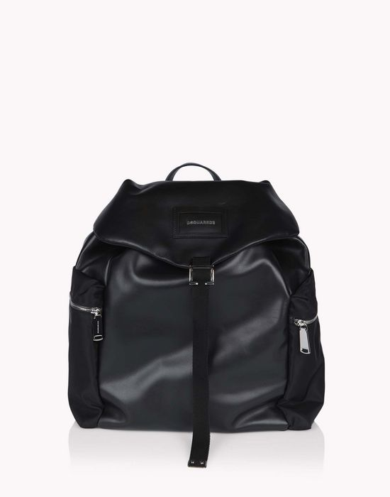 military chic backpack bags Man Dsquared2