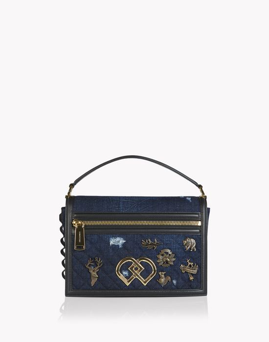 dd shoulder handbags Woman Dsquared2