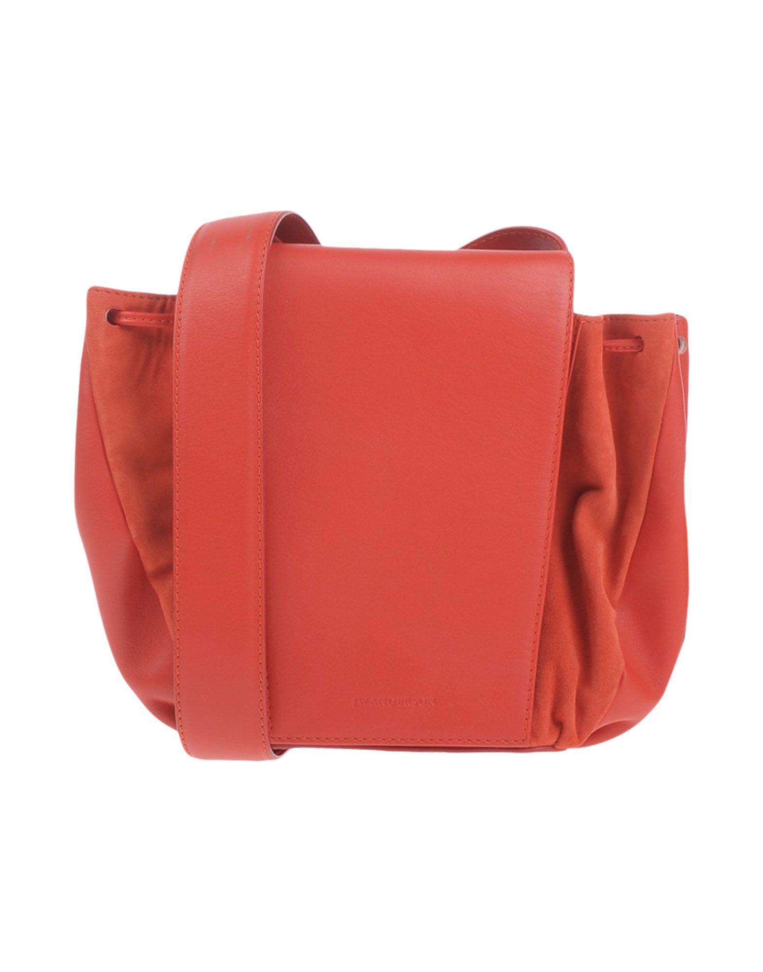 Сумка-мешок через плечо