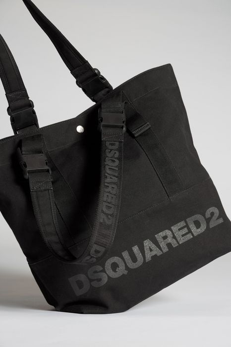 bad scout colorful handles tote bag handbags Man Dsquared2