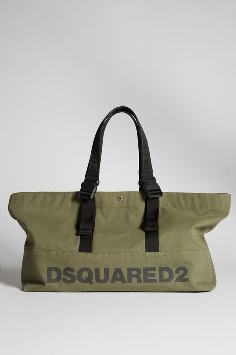 bad scout colorful handles tote bag bags Man Dsquared2