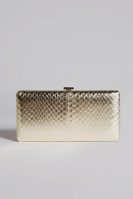 pierce me pearl clutch bags Woman Dsquared2