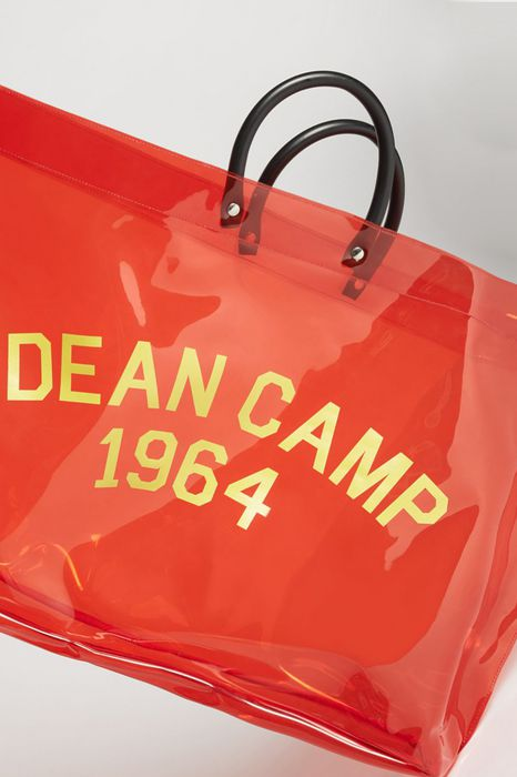 dean camp large tote bag bags Woman Dsquared2