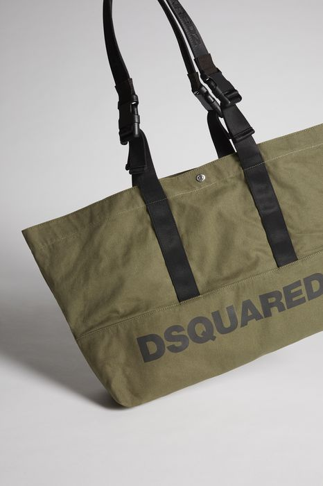 bad scout tote bag bags Man Dsquared2