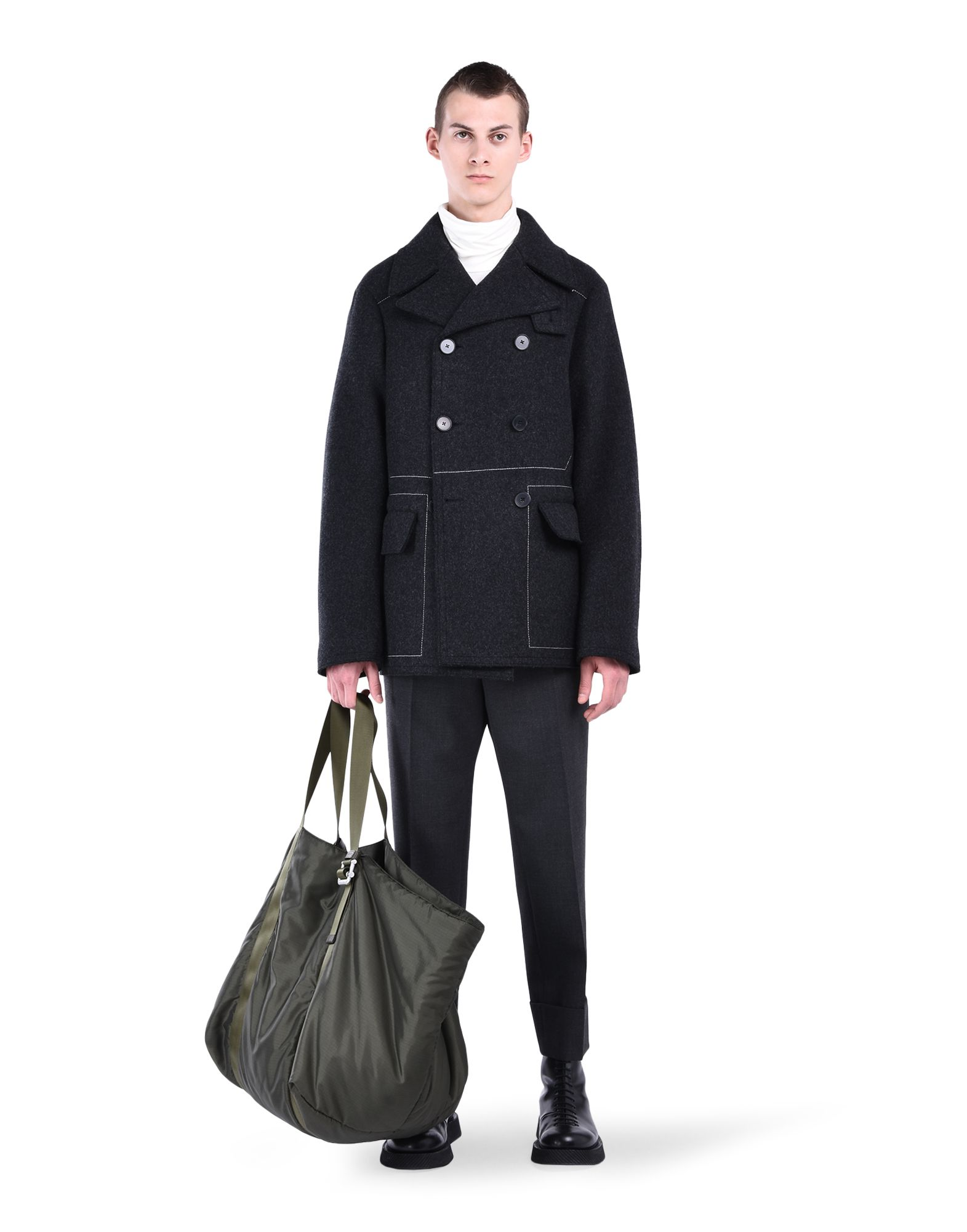 Weekend bag - JIL SANDER Online Store