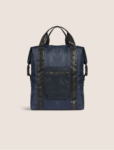 아르마니 익스체인지 Armani Exchange Backpack,Blue